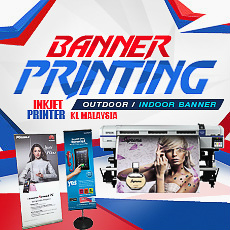 Banner Printing in KL Malaysia