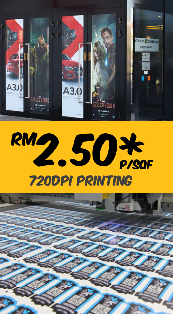 Stickers Printing In Kl