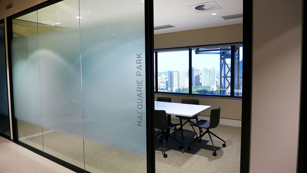 KL Malaysia Frosted Sticker, Frosted window Glass film Sand