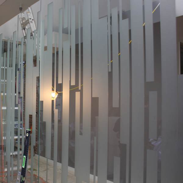 Kl Malaysia Frosted Sticker Frosted Window Glass Film